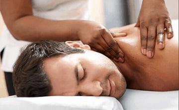 Man who has been looking for 1 hour Swedish massage near me finds Essential Feeling in Gidea Park