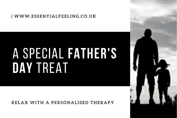 father's day gift card online voucher massage
