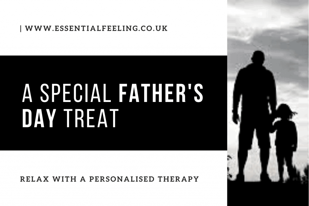 father's day gift card online voucher massage