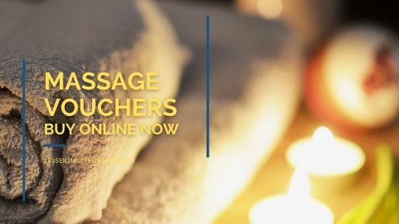 Massage vouchers