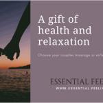 healthy gift voucher card