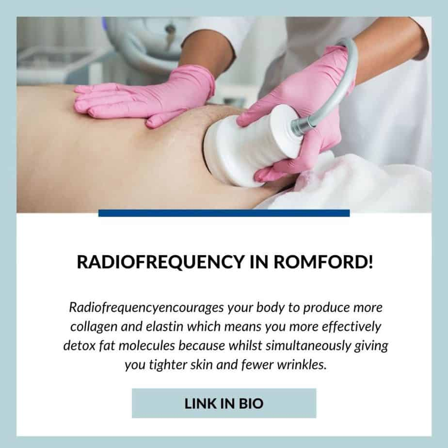 Looking for Radiofrequency near me in Romford or Essex?